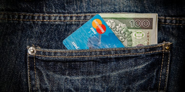 Pagamento no débito